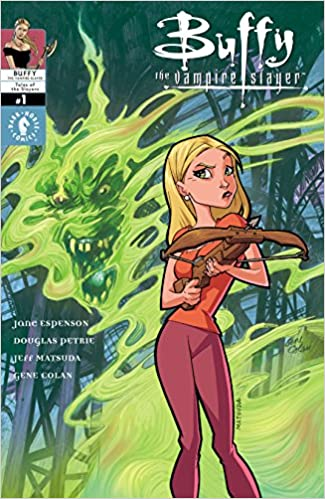Buffy the Vampire Slayer Classic: Tales of the Slayers #1 (Buffy the Vampire Slayer Vol. 1)