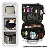 Best Toss Portables - BEAUTYBOX Travel Makeup Bag Cosmetics Train Case Review