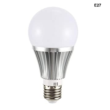 Lanceasy Bombilla Inteligente luz LED Wi-Fi, 18W E27 / B22 Bombilla LED Inteligente WiFi Brillo Ajustable Bombilla Soporte Amazon Alexa/Página Principal de ...