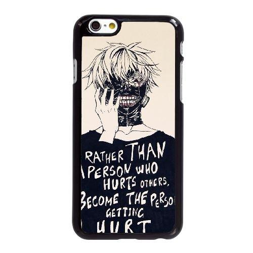 Tokyo Ghoul RZ15RS3 coque iPhone 6 6S 4,7 pouces cas de téléphone portable coque L6IV3E4DW