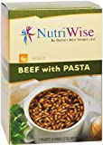 NutriWise - Beef with Pasta High Protein Diet Soup (7/Box)