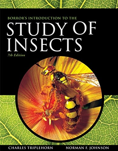 BORROR+DELONG'S INTRO.TO STUDY..INSECTS