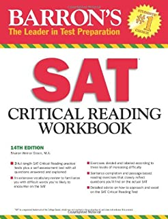 How do i improve my critical reading score for my SAT?