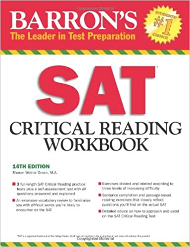 McGraw Hills     SAT Critical Reading and Writing Questions to Know by  Test Day     Student Tutor