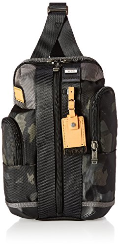 picture of Tumi Alpha Bravo Monterey Sling, Grey/Camo, One Size