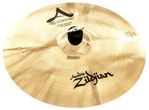 Electronic Crash Cymbal (Zildjian A Custom 15