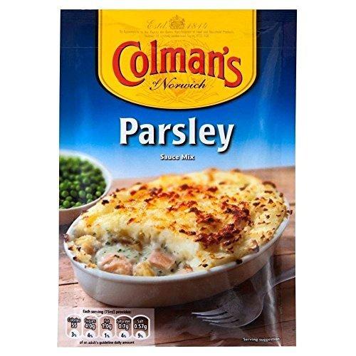 Colmans Parsley Sauce Mix - Colman's Parsley Sauce Mix (20g) by Colman's
