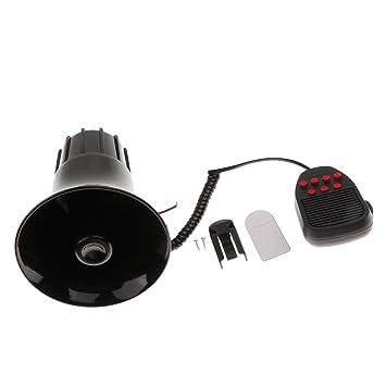 Sharplace 1 Unidad de Alarma Bocina con Altavoz para ...