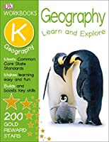 DK Workbooks: Geography, Kindergarten: Learn and Explore