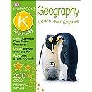 DK Workbooks: Geography, Kindergarten: Learn and Explore