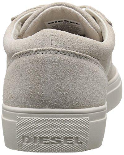 Diesel Mens Klawwner E-laarkcken Fashion Sneaker Oestergrijs
