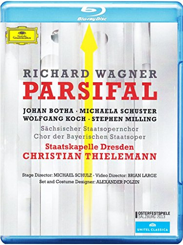 R. Wagner - Parsifal (Blu-ray)