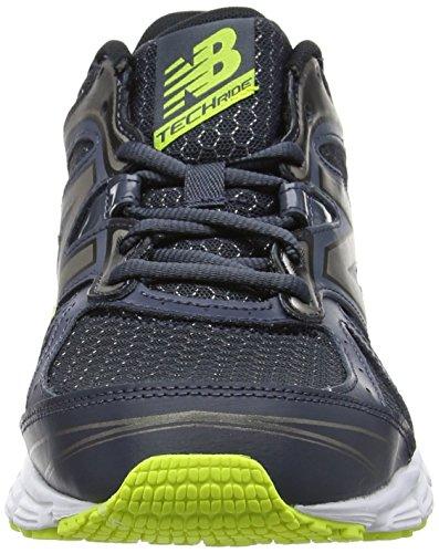 New Balance 560v6, Zapatillas Deportivas para Interior para Hombre Gris (Dark Grey)