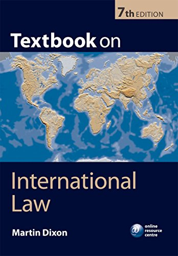 Textbook on International Law Pdf