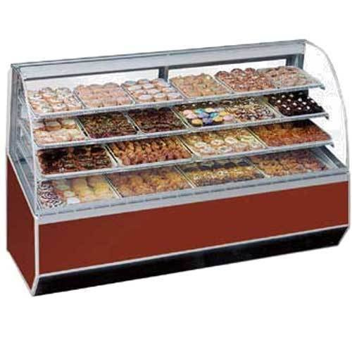 "Federal Sn-48 Bakery Display Case, Non-Refrigerated, 48-1/4"" Long, Series 90"