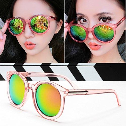 a36f366c06 GMYANTYJ Sunglasses New Elegant Polarized Glasses Glasses Round face  Personality Sunglasses Men Sunglasses Women Tide Retro