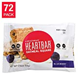 Corazonas Expect More HeartBar Blueberry Oatmeal, 72 pack