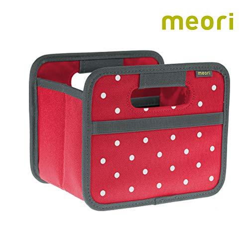 meori Foldable Mini Box 1 Pack Hibiscus Red Dots ()