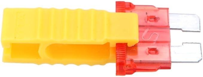 Sicherungszieher Sodial R Auto Automobil Sicherungszieher Extraktionswerkzeug Fuer Auto Sicherung Gelb Baumarkt