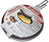 "Cheap Frabosk:""2 Grill"" 2 Sides Special Pan Set for Omelettes, 30cm (11.8in) [ Italian Import ]"