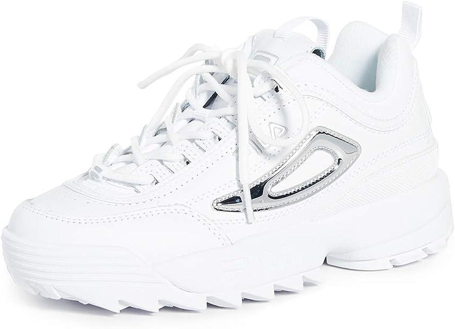 Fila Disruptor II - Zapatillas deportivas para mujer: Fila: Amazon ...