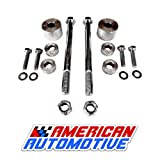 #7: 1999-2018 Toyota Tacoma 4WD Differential Drop Kit For 2-4