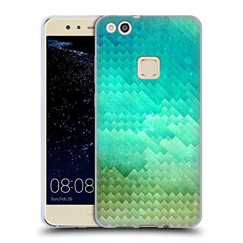 Official Spires Dig Sig Slabs Soft Gel Case for Huawei P10 Lite