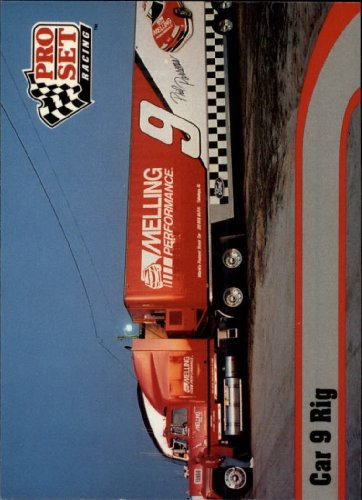 1992 Pro Set #193 Phil Parsons' Transporter
