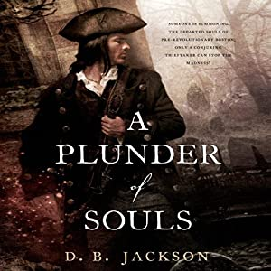 A Plunder of Souls Audiobook