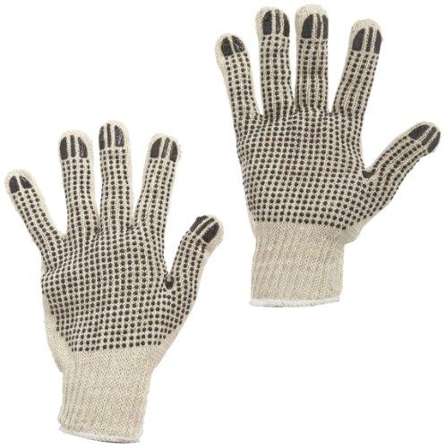 Pvc Dot Knit Gloves - 6