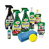 Turtle Wax 50754 Ultimate Car Care Kit - 114.4 Fluid_Ounces