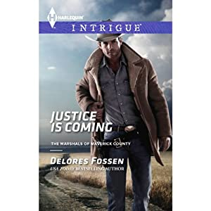 Justice is Coming Audiobook