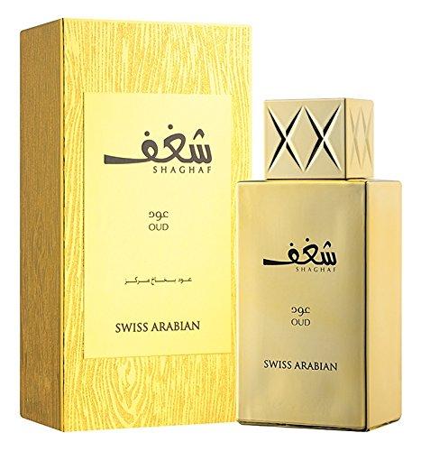 SWISSARABIAN Shaghaf Oud Unisex Fragrance - 75 ml by SWISSARABIAN (Image #2)
