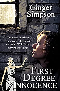 First Degree Innocence by [Simpson, Ginger]