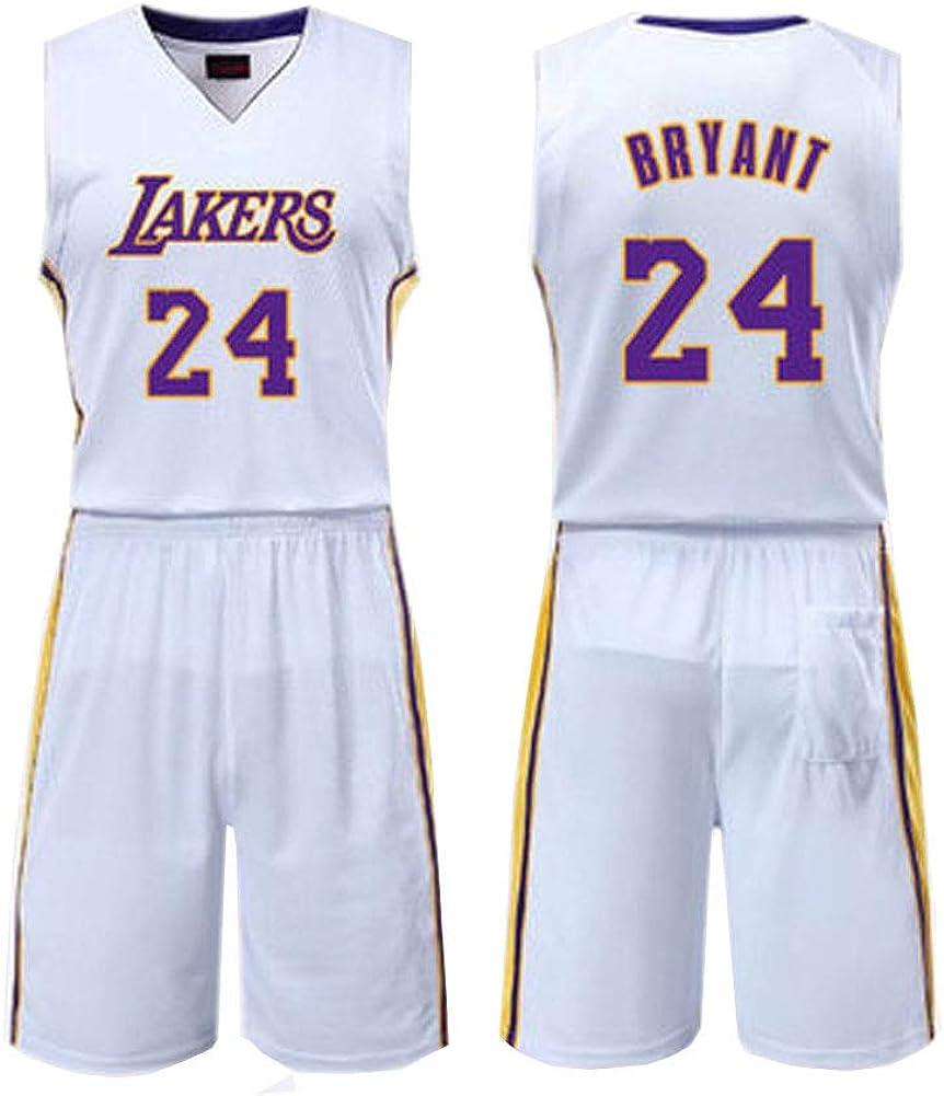 ERMEI 23 24 8 Los Angeles Lakers Lebron James Kobe Bryant ...