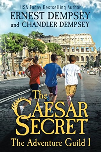 The Caesar Secret: The Adventure Guild Book 1