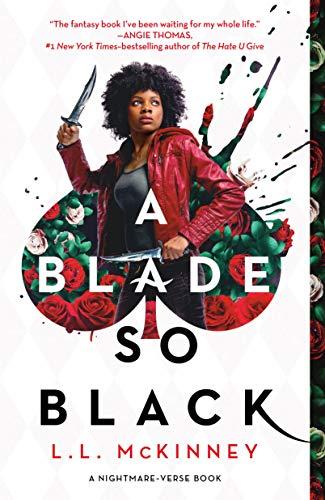 A Blade So Black (The Nightmare-Verse)
