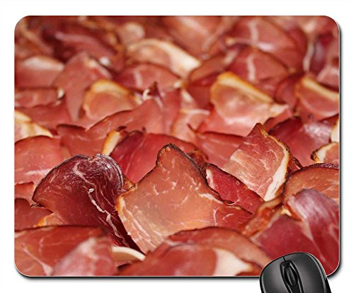 Mouse Pads - Black Forest Ham Ham Cold - Forest Ham Black