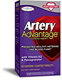 Enzymatic Therapy Artery Health, with Folic Acid, B12, Garlic Bulb, Blood Pressure Support, 30 Count For Sale