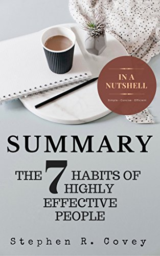 Amazon summary the 7 habits of highly effective people by summary the 7 habits of highly effective people by stephen r covey by fandeluxe Gallery