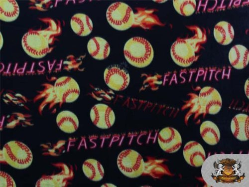 Printed Fleece Fabric - 7