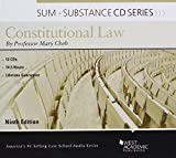 Sum and Substance Audio on Constitutional Law, 9th (CD)
