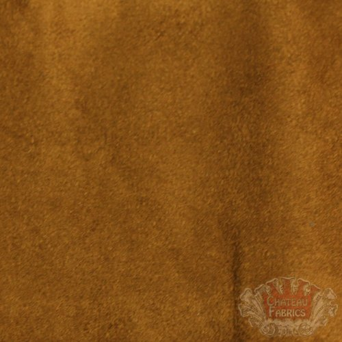 Suede Microsuede Upholstery Fabric-Copper- 58