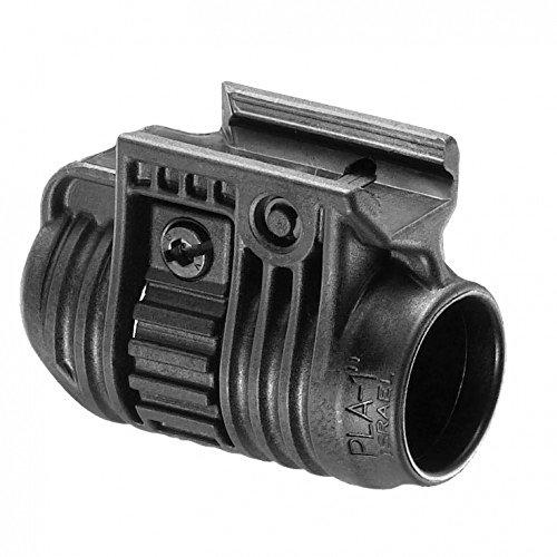 Mako 1-Inch Tactical Light/Laser Adapter (Black)