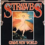 GRAVE NEW WORLD LP (VINYL) UK A&M 1972