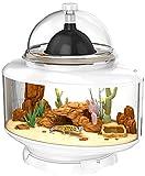 BioBubble Reptile Terrarium, Silver