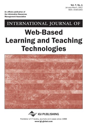 International Journal of Web-Based Learning and Teaching Technologies, Vol 7 ISS 1