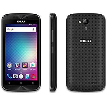 BLU Advance 4.0M Unlocked Phone - (Black)
