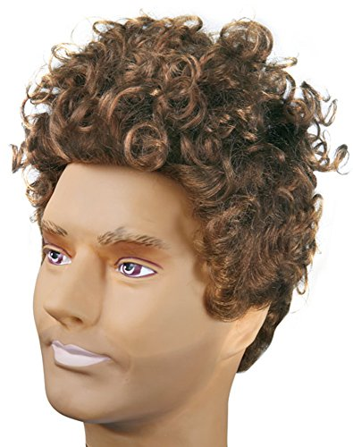 Crazy Neighbor Costume Wig