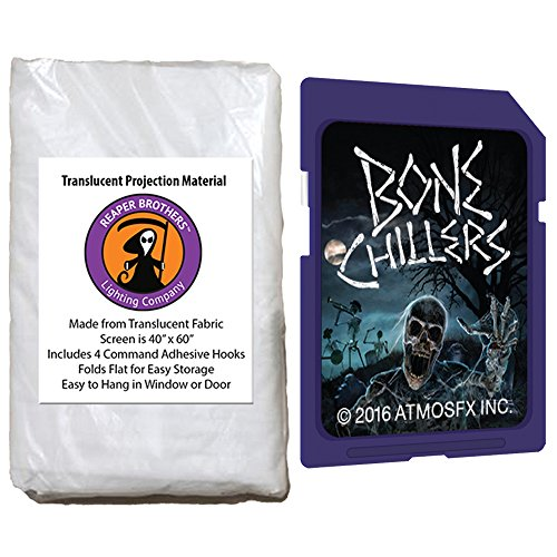 AtmosFearFX Bone Chillers SD Card and Reaper Brothers 40